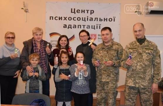 На Луганщині  військовослужбовці разом із дітьми вчились національним традиціям  , фото-1