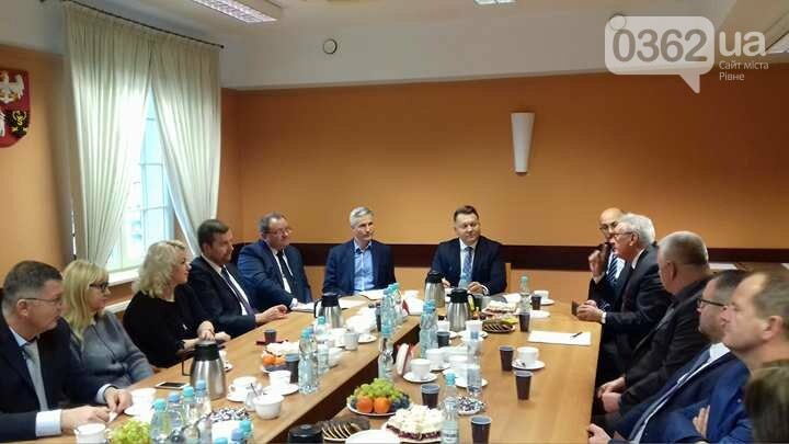 Депутати обласної ради ознайомилися із роботою органів місцевого самоврядування Польщі, фото-2