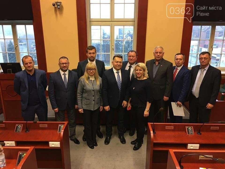 Депутати обласної ради ознайомилися із роботою органів місцевого самоврядування Польщі, фото-5