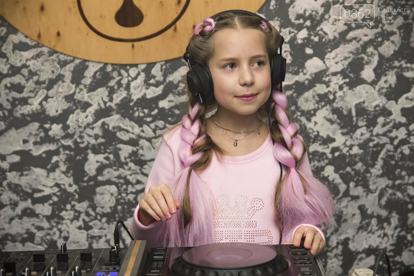Рівненська школярка стала діджеєм - Dj Crystal Girl, фото-7