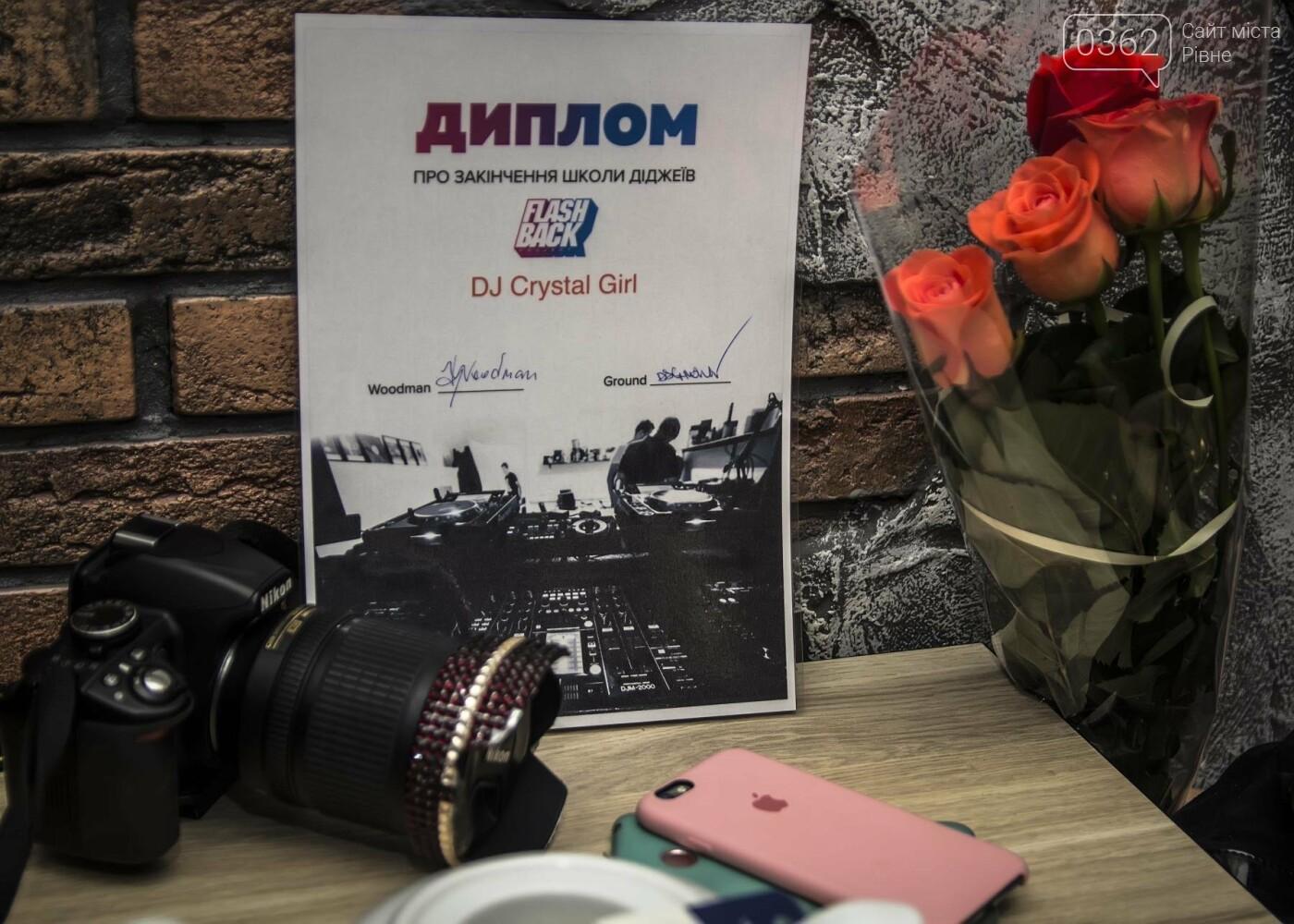 Рівненська школярка стала діджеєм - Dj Crystal Girl, фото-6