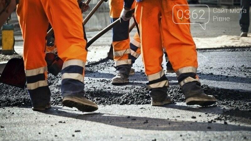 фото ремонт доріг