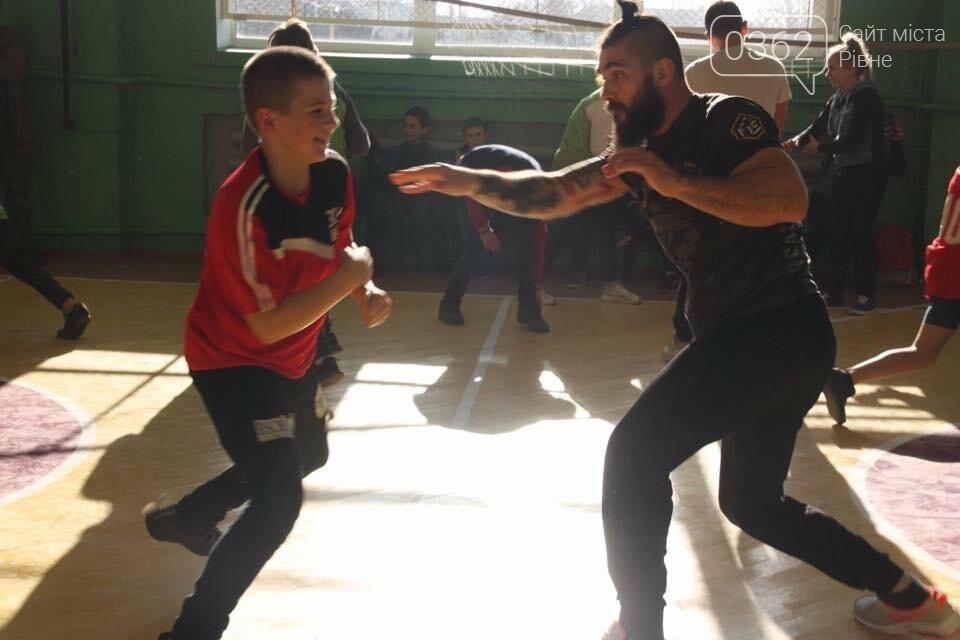 «Берсерк» з Рівненщини навчає підлітків бойовим єдиноборствам, фото-1