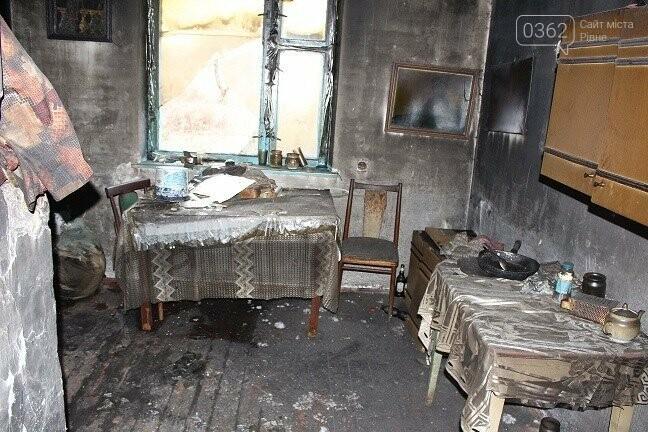 У Гощанському районі у пожежі в приватному будинку виявили тіла двох чоловіків, фото-1