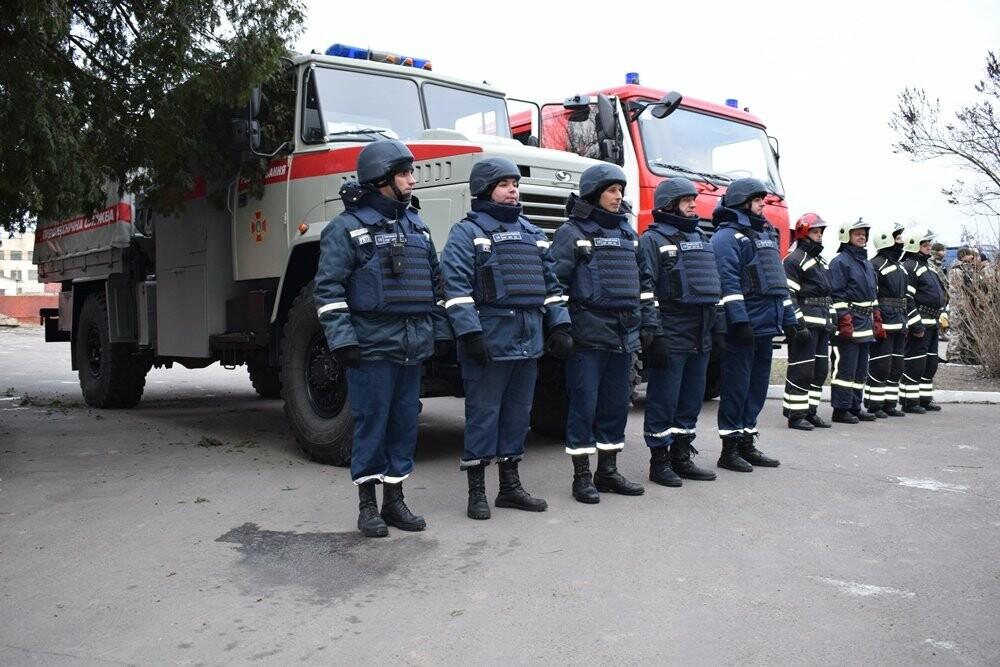 На Рівненщині розпочалися масштабні навчання працівників органів системи МВС (ФОТО), фото-1