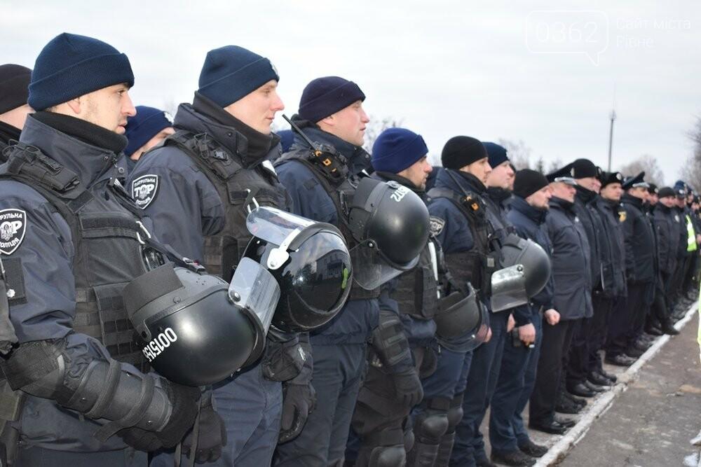 На Рівненщині розпочалися масштабні навчання працівників органів системи МВС (ФОТО), фото-2