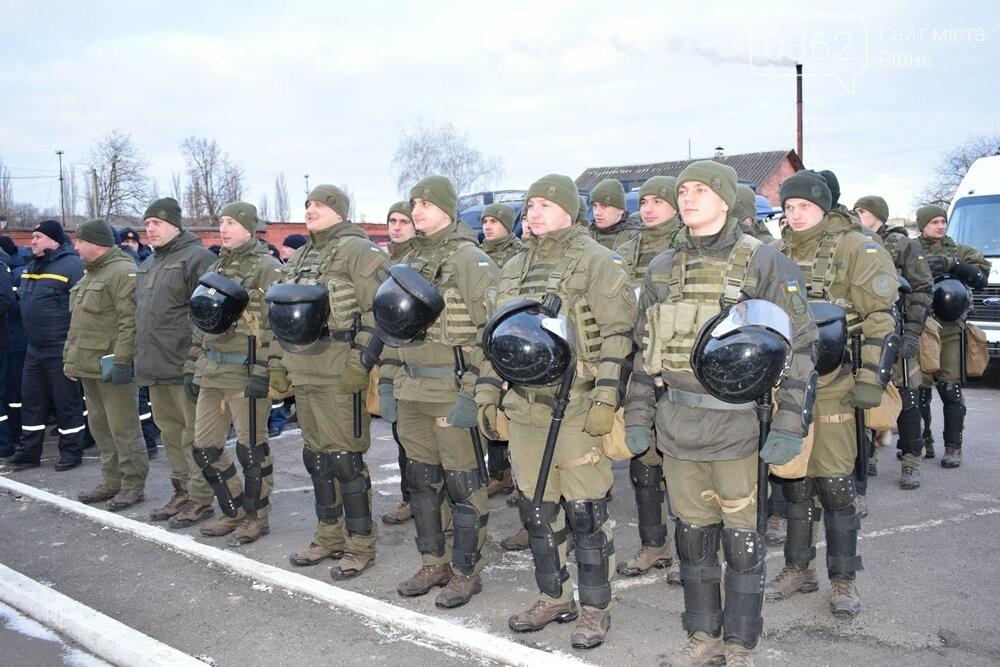 На Рівненщині розпочалися масштабні навчання працівників органів системи МВС (ФОТО), фото-3