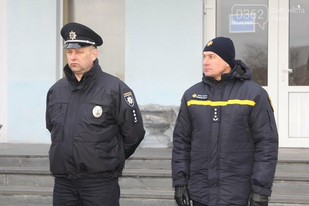 На Рівненщині розпочалися масштабні навчання працівників органів системи МВС (ФОТО), фото-4