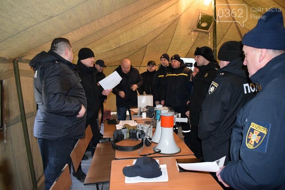 На Рівненщині розпочалися масштабні навчання працівників органів системи МВС (ФОТО), фото-5
