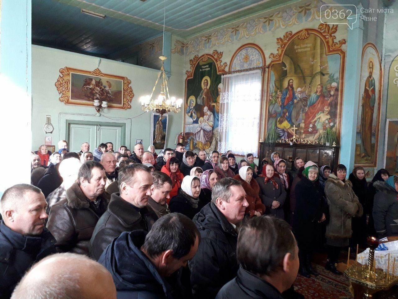 На Здолбунівщині - релігійний конфлікт (ФОТО, ВІДЕО), фото-7