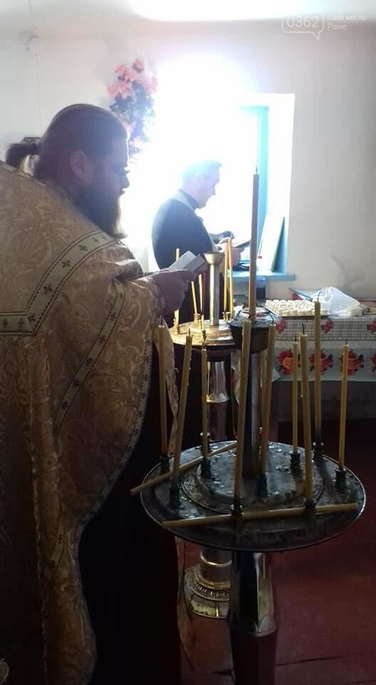 На Здолбунівщині - релігійний конфлікт (ФОТО, ВІДЕО), фото-1