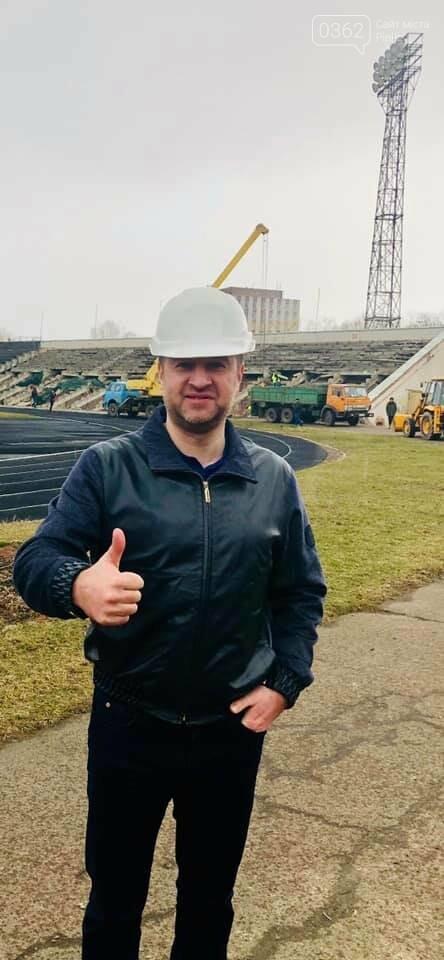 """Хахльов ініціює встановлення системи цілодобового відеонагляду за будівництвом нового """"Авангарда"""", фото-1"""