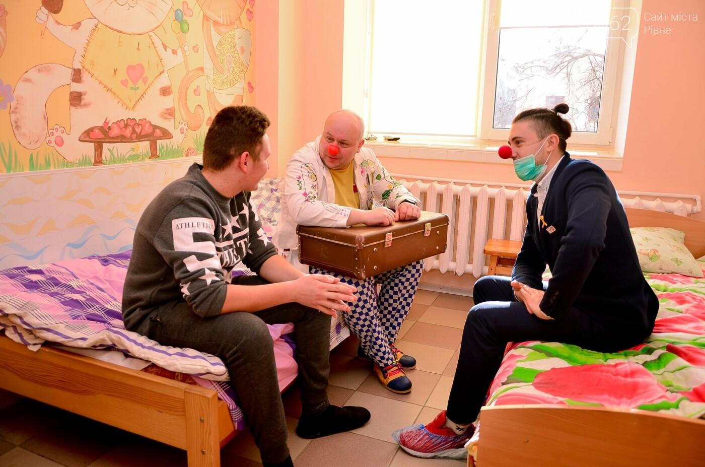 Рівненський лікарняний клоун потребує допомоги у лікуванні  , фото-2
