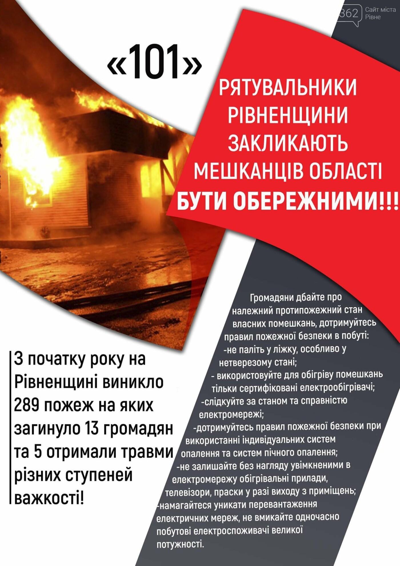 На Рівненщині сталося вже майже 300 пожеж, є постраждалі , фото-1