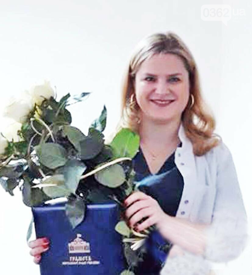 Лікарок з Рівненщини відзначили нагородами (ФОТО) , фото-1
