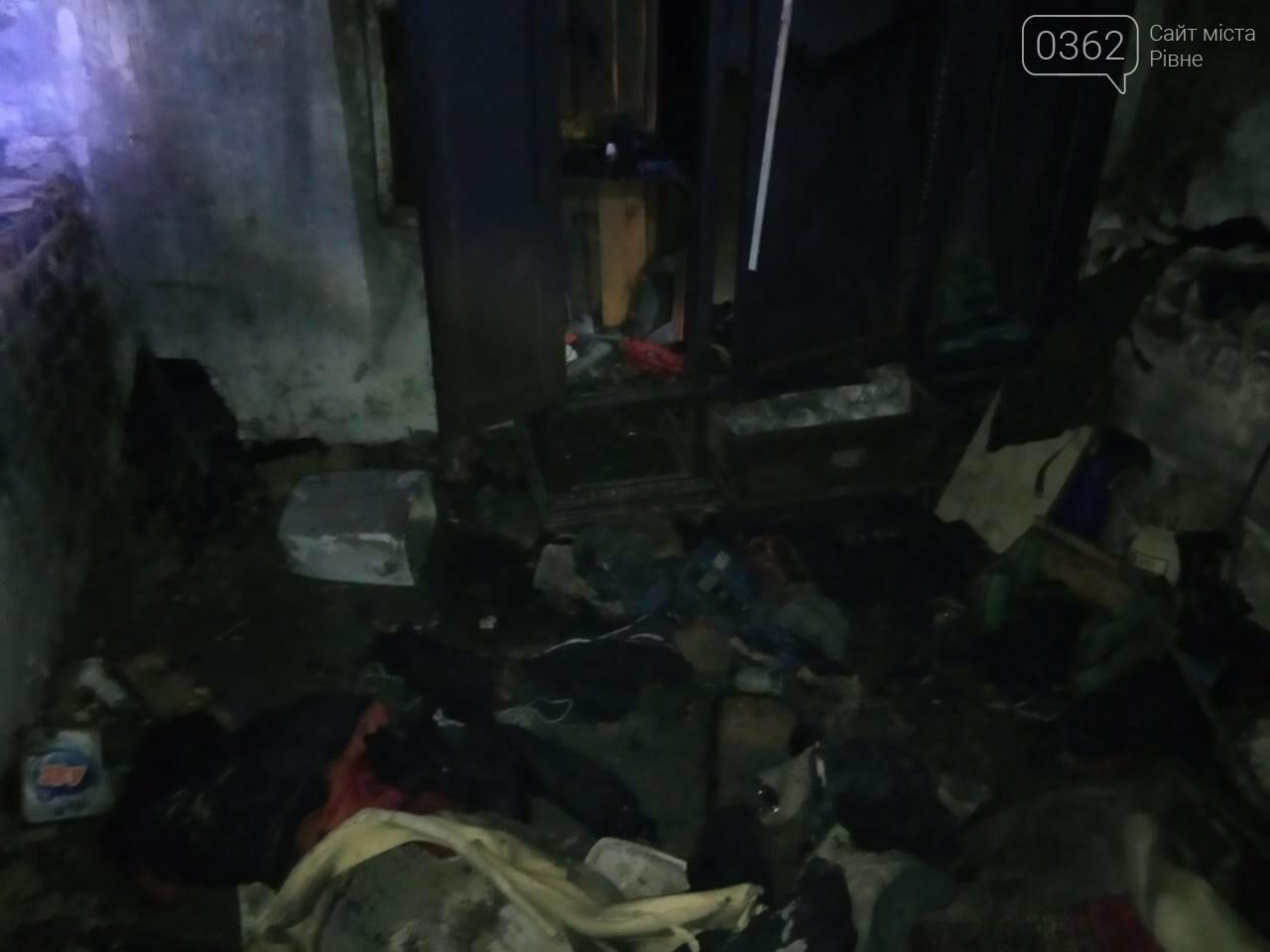 У пожежі на Рівненщині постраждав чоловік (ФОТО) , фото-2