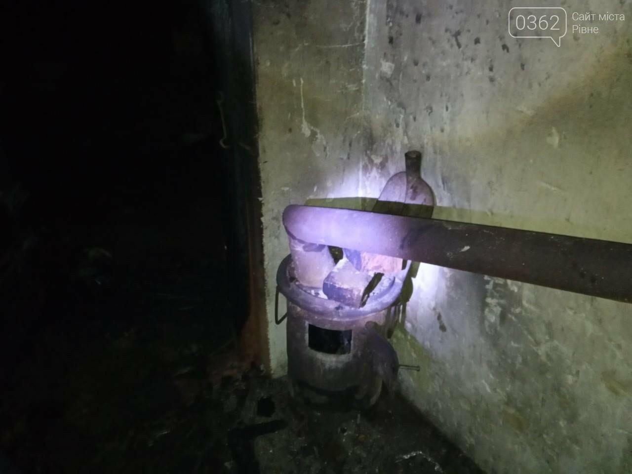 У пожежі на Рівненщині постраждав чоловік (ФОТО) , фото-1