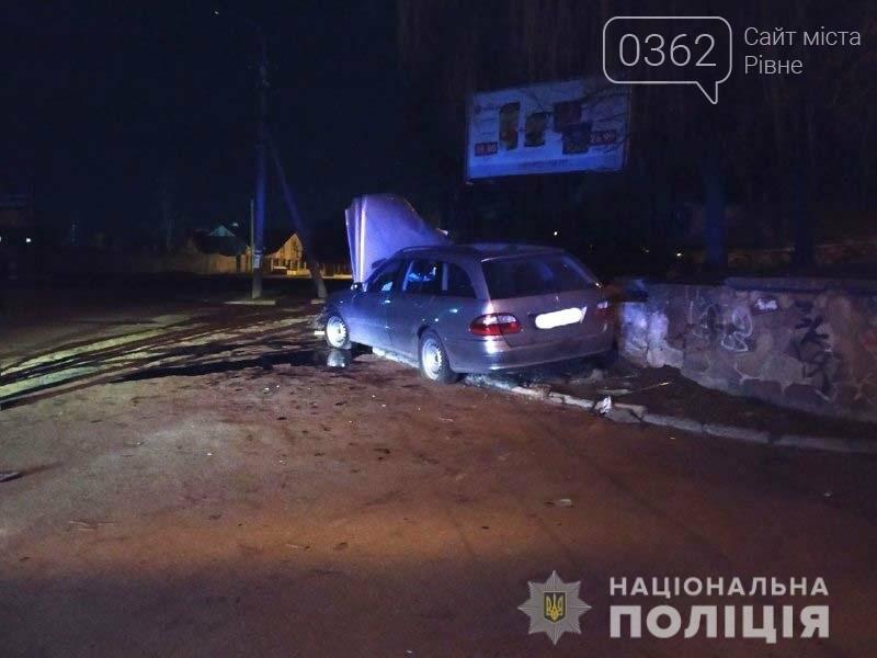 У Рівному водій напідпитку влаштував погоню з поліцейськими (ФОТО) , фото-1