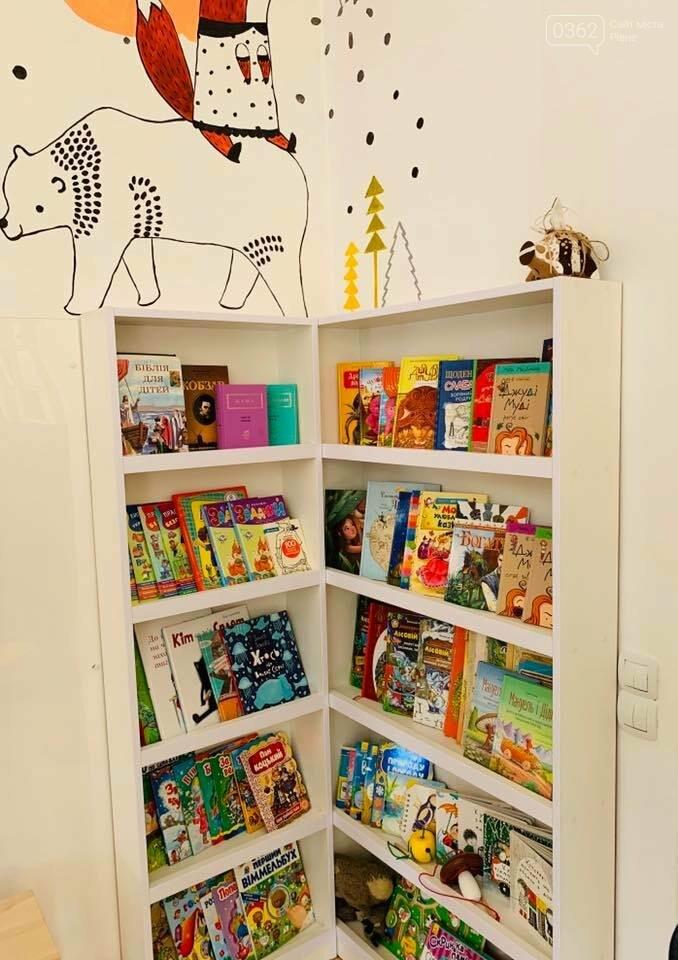 У рівненській лікарні відкрили ігровий простір для дітей (ФОТО), фото-1