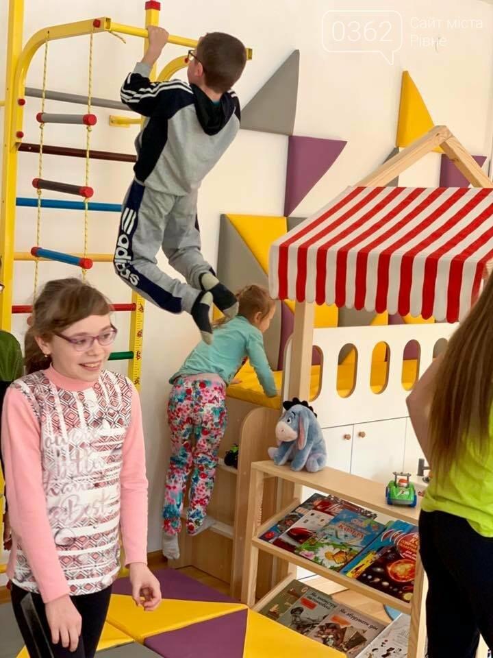 У рівненській лікарні відкрили ігровий простір для дітей (ФОТО), фото-2