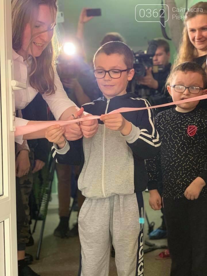 У рівненській лікарні відкрили ігровий простір для дітей (ФОТО), фото-4