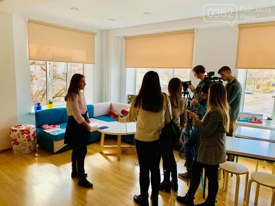 У рівненській лікарні відкрили ігровий простір для дітей (ФОТО), фото-5