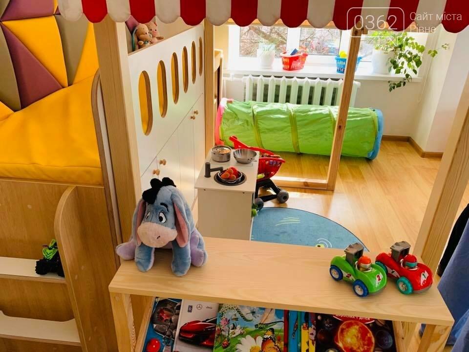 У рівненській лікарні відкрили ігровий простір для дітей (ФОТО), фото-6