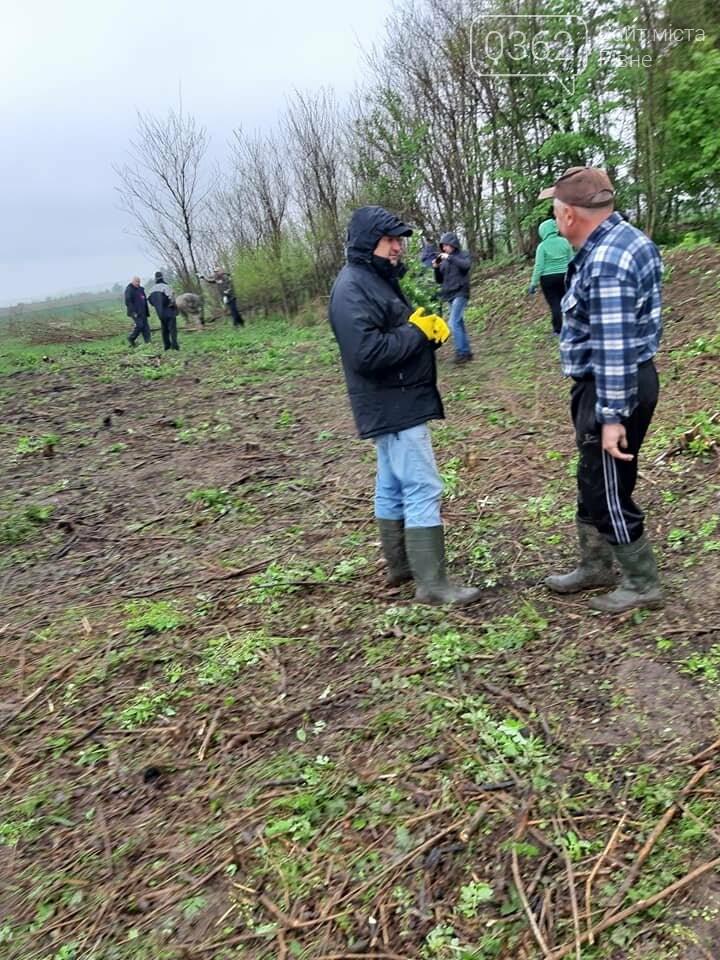 Волонтери з Польщі допомагали впорядковувати могили на Рівненщині (ФОТО) , фото-2