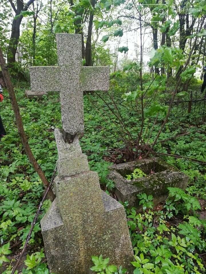 Волонтери з Польщі допомагали впорядковувати могили на Рівненщині (ФОТО) , фото-3