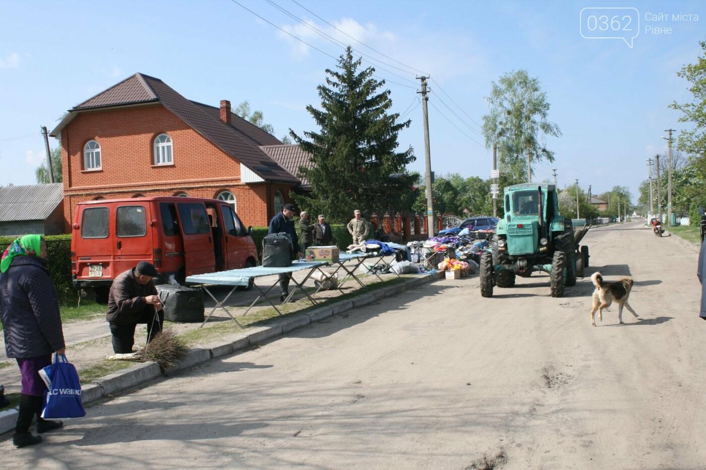Як на Зарічненщині ярмаркували (ФОТО) , фото-3