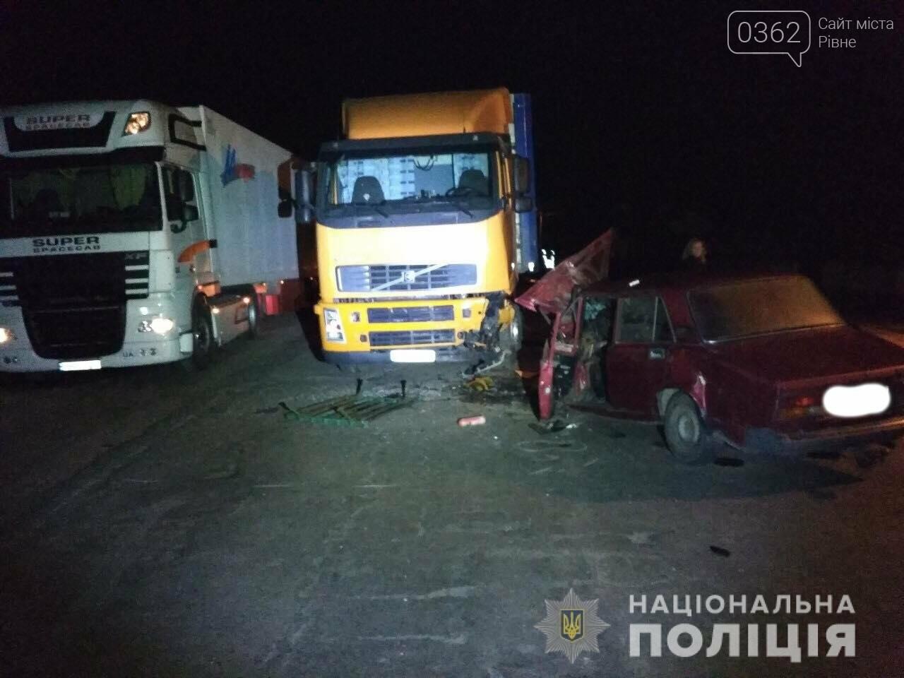 Минулої доби на дорогах Рівненщини у ДТП загинули двоє осіб (ФОТО) , фото-2