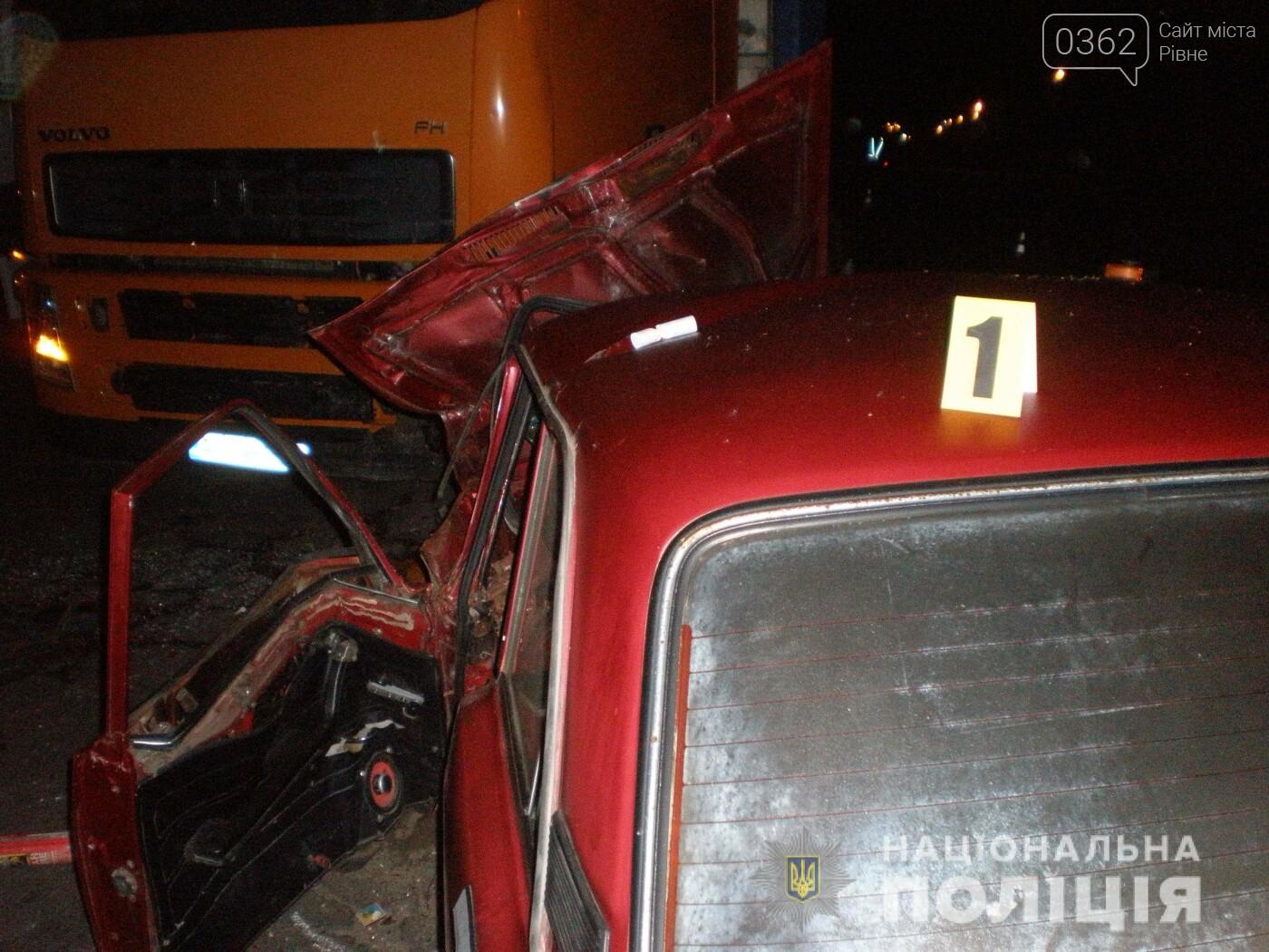 Минулої доби на дорогах Рівненщини у ДТП загинули двоє осіб (ФОТО) , фото-4