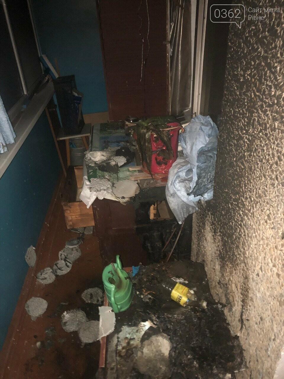 На Рівненщині у власній квартирі ледве не загинув чоловік (ФОТО), фото-1