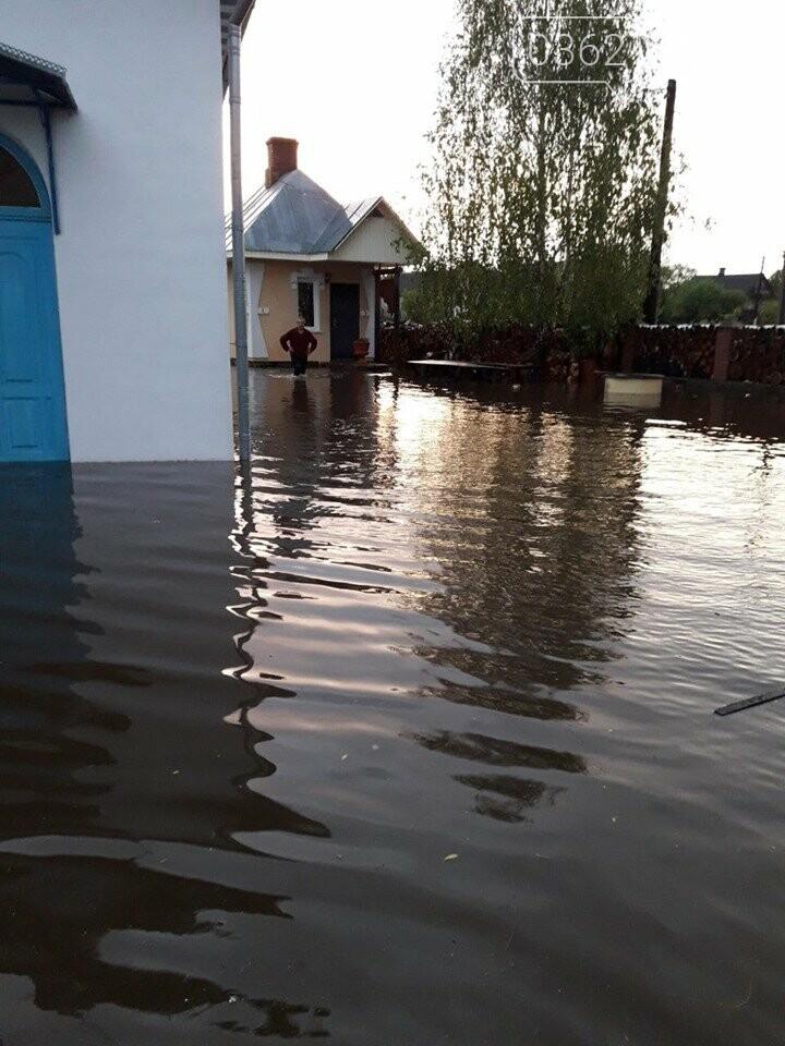 У Рокитному внаслідок негоди затопило місцеву церкву (ФОТО), фото-1