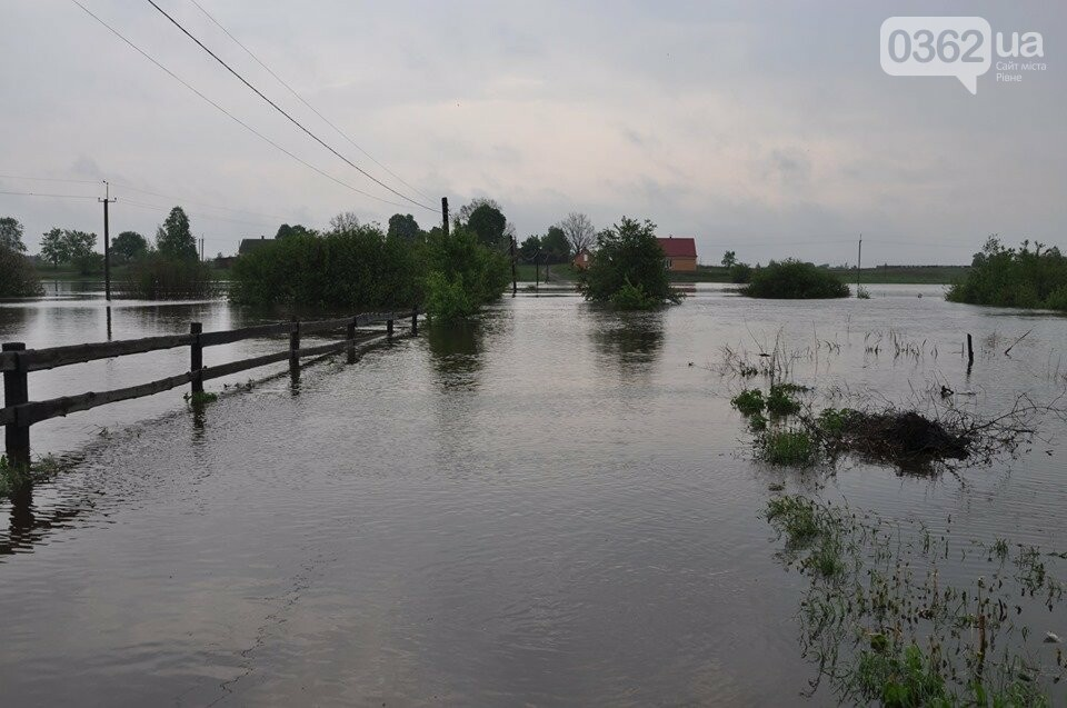 У Рокитному внаслідок негоди затопило місцеву церкву (ФОТО), фото-2