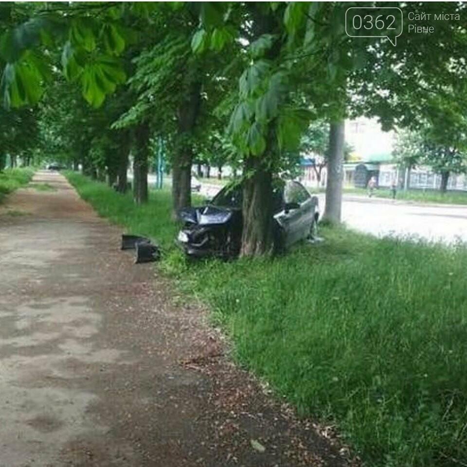 У Рівному на вулиці Льонокомбінатівській - ДТП (ФОТО), фото-1