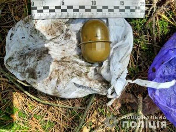 366 патронів, 11 гранат, пластид та обрізи вилучили у жителів Рівненщини (ФОТО), фото-1