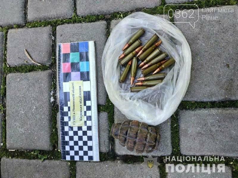 366 патронів, 11 гранат, пластид та обрізи вилучили у жителів Рівненщини (ФОТО), фото-3