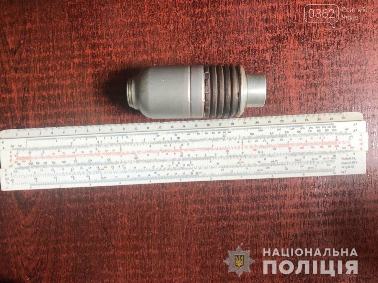 366 патронів, 11 гранат, пластид та обрізи вилучили у жителів Рівненщини (ФОТО), фото-4