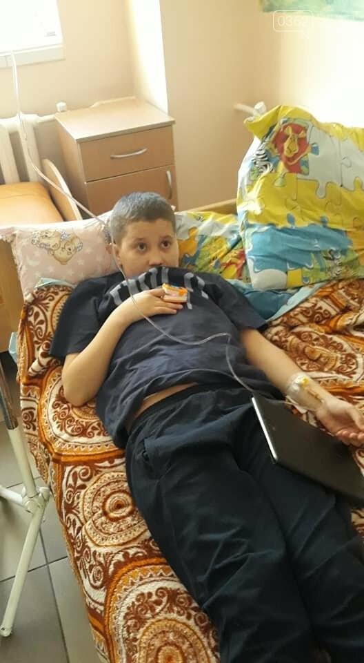 Підліток зі Здолбунова потребує допомоги у лікуванні (ФОТО)  , фото-2