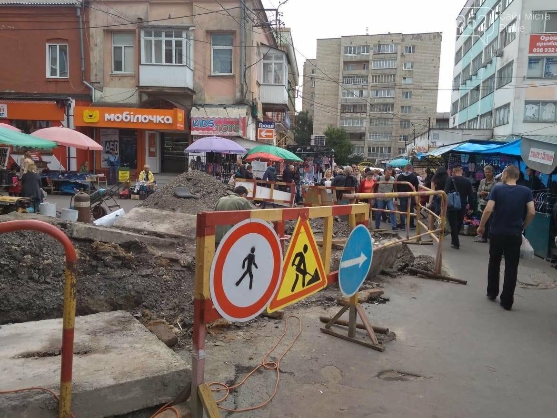 Як «Рівнетеплоенерго» провели ремонт тепломереж у місті (ФОТО), фото-1