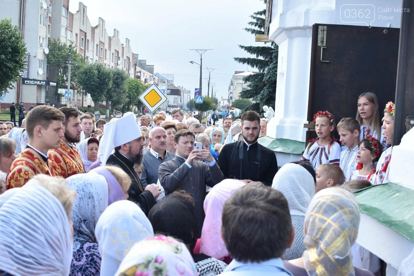 Митрополит Епіфаній приїхав на Рівненщину (ФОТО), фото-1