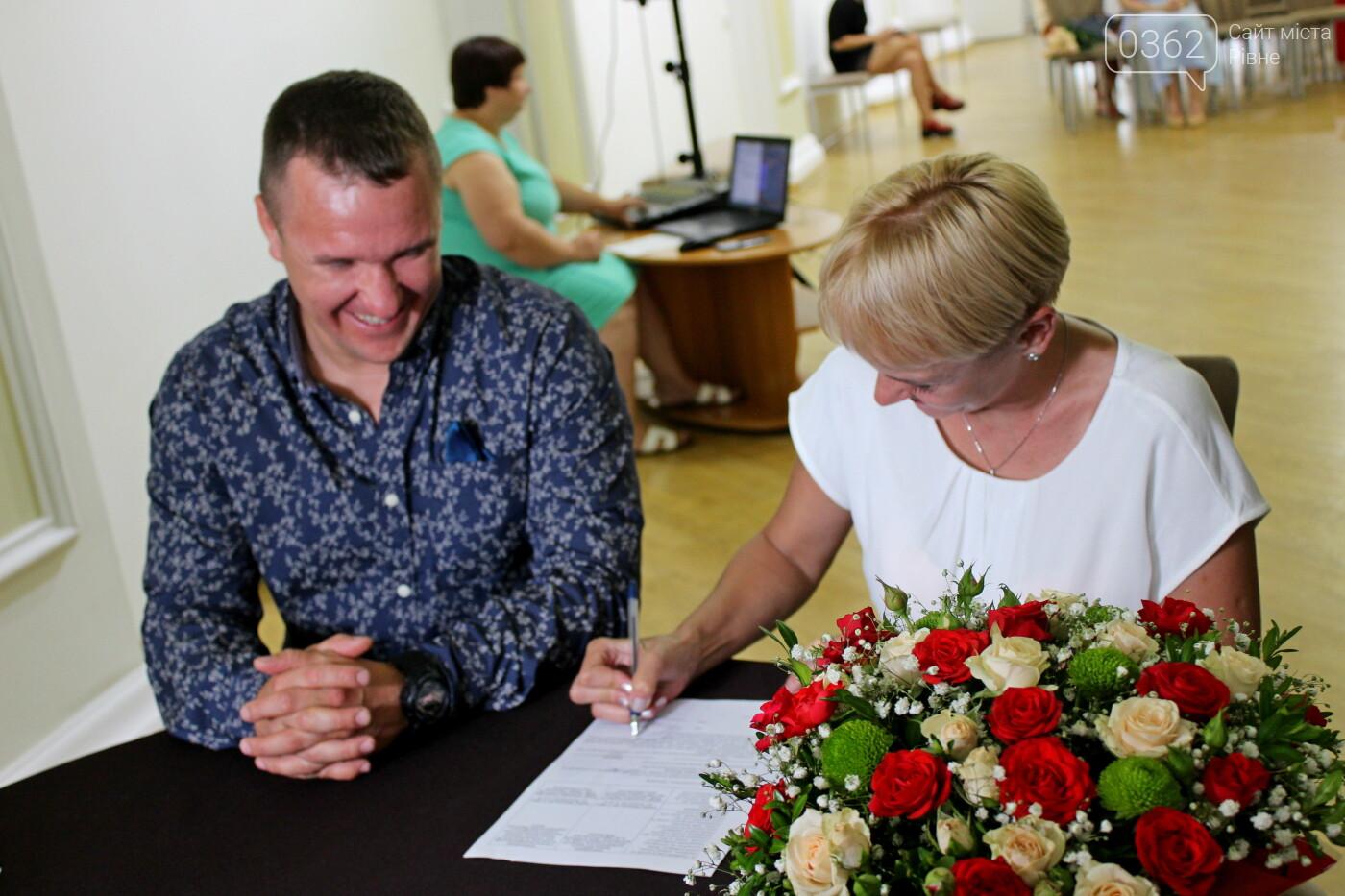 Тисячний «Шлюб за добу» уклали у Рівному (ФОТОРЕПОРТАЖ), фото-3