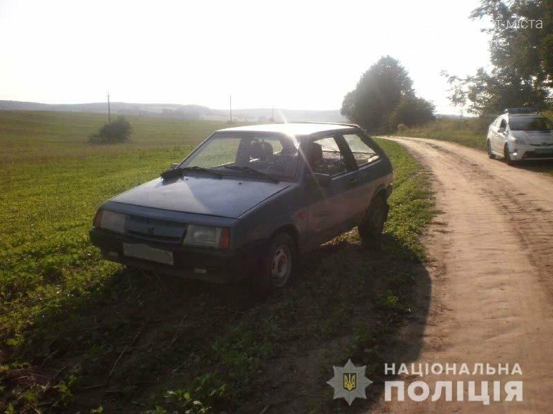 На Рівненщині 15-річний втік з-під домашнього арешту на краденому авто (ФОТО), фото-1