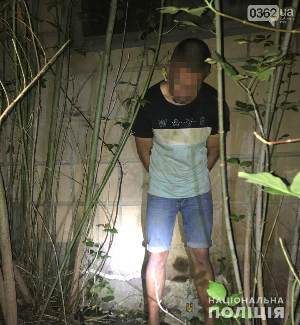 Біля Рівного затримали грабіжника-рецидивіста, фото-2