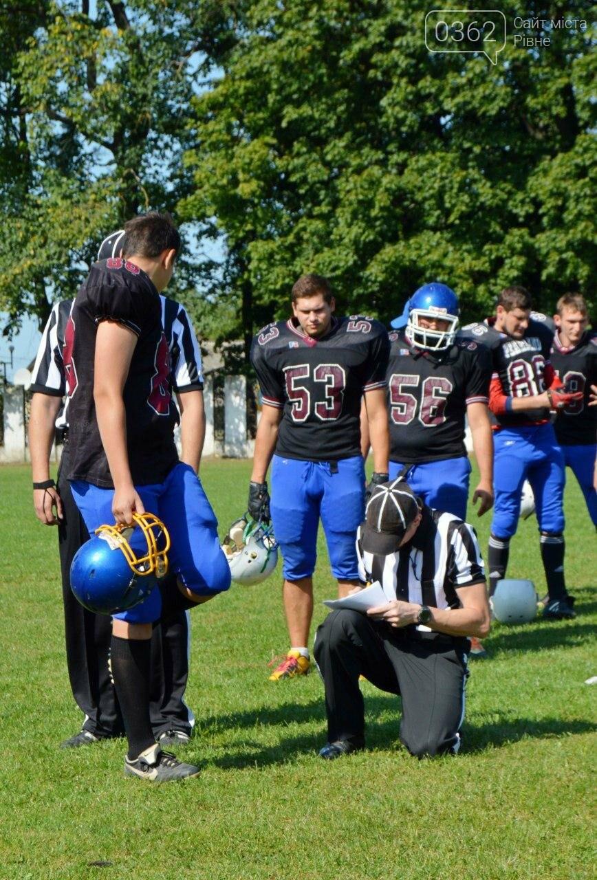 Як у Здолбунові в американський футбол зіграли (ФОТОРЕПОРТАЖ)  , фото-51