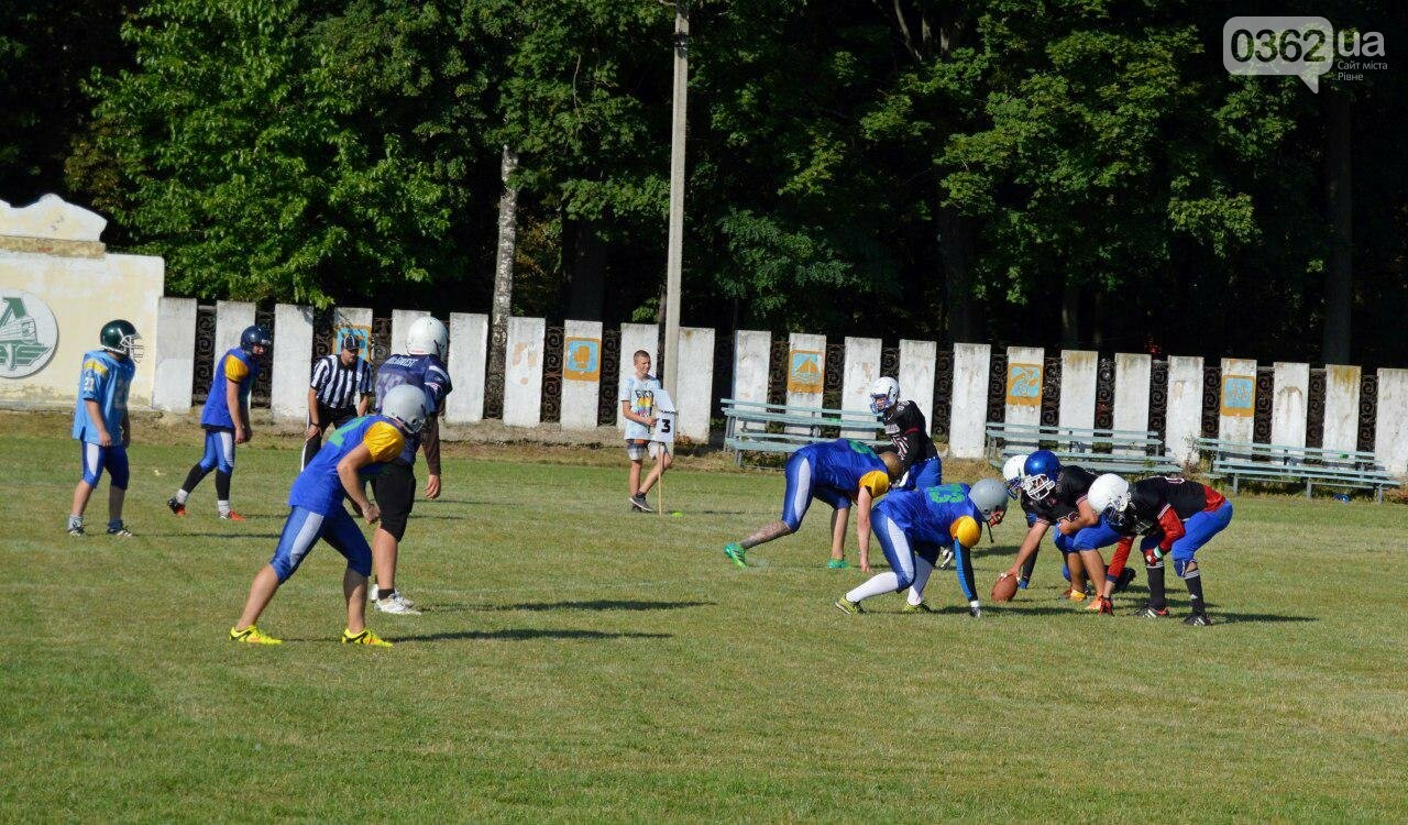 Як у Здолбунові в американський футбол зіграли (ФОТОРЕПОРТАЖ)  , фото-55