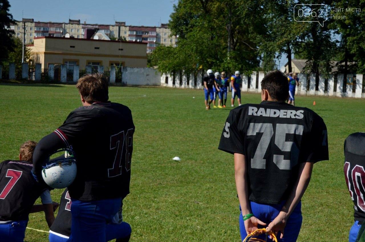 Як у Здолбунові в американський футбол зіграли (ФОТОРЕПОРТАЖ)  , фото-56