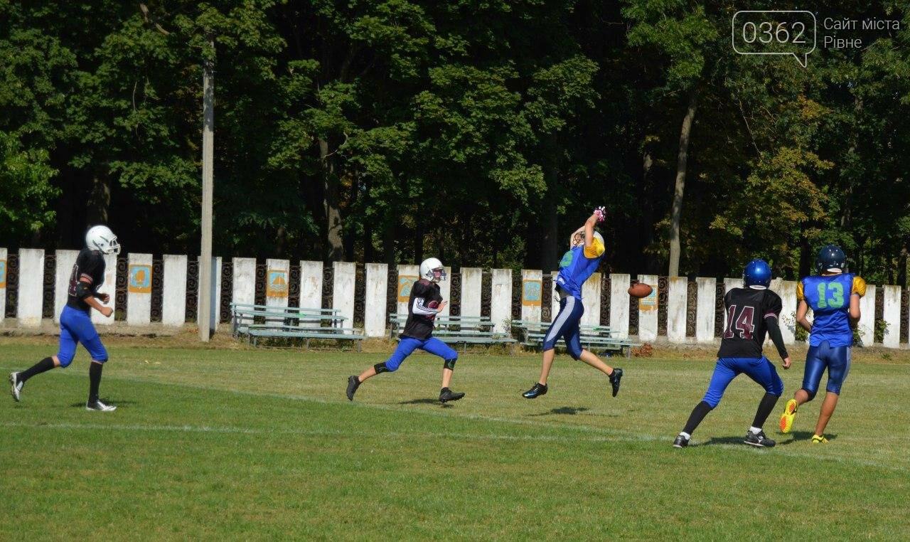 Як у Здолбунові в американський футбол зіграли (ФОТОРЕПОРТАЖ)  , фото-57