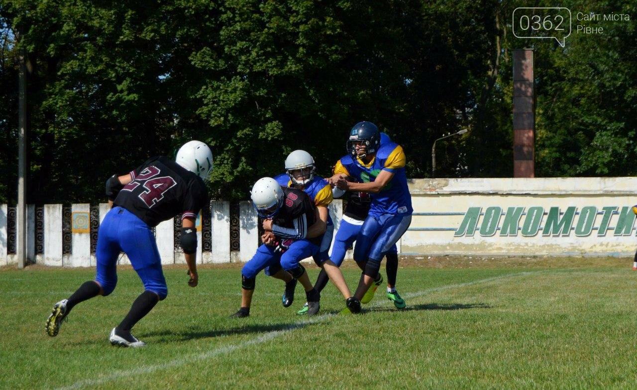 Як у Здолбунові в американський футбол зіграли (ФОТОРЕПОРТАЖ)  , фото-58